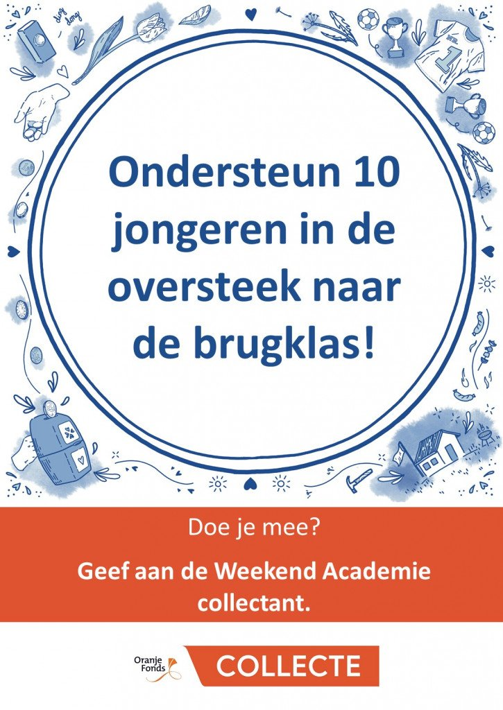 Collecteweek Oranje Fonds