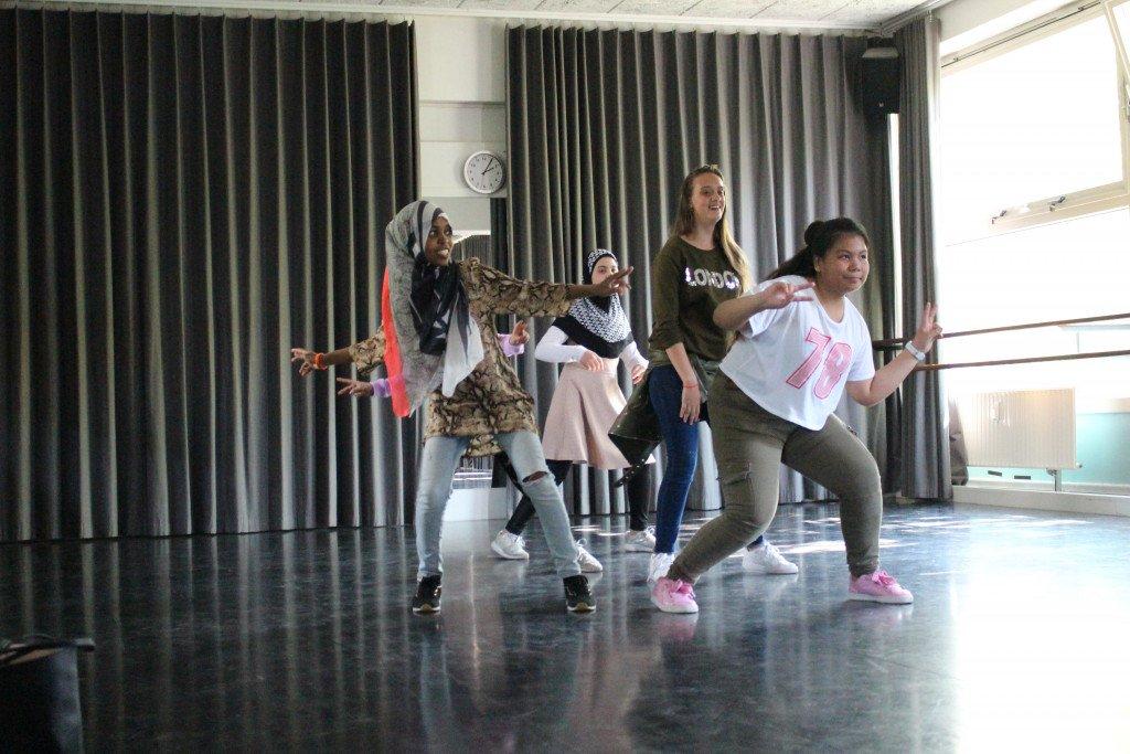 Dansworkshop