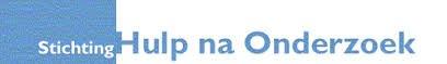 Logo stichting hulp na onderzoek