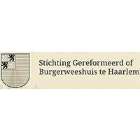 Stichting Gereformeerd of burgerweeshuis te Haarlem