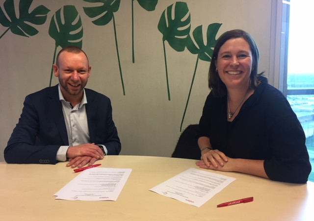 samenwerkingsovereenkomst InHolland